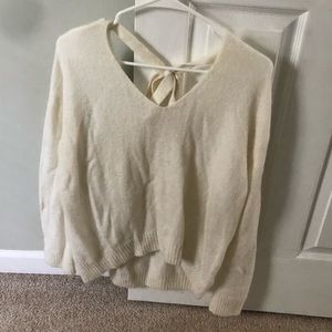 Forever 21 Sweaters - Soft Cream Sweater